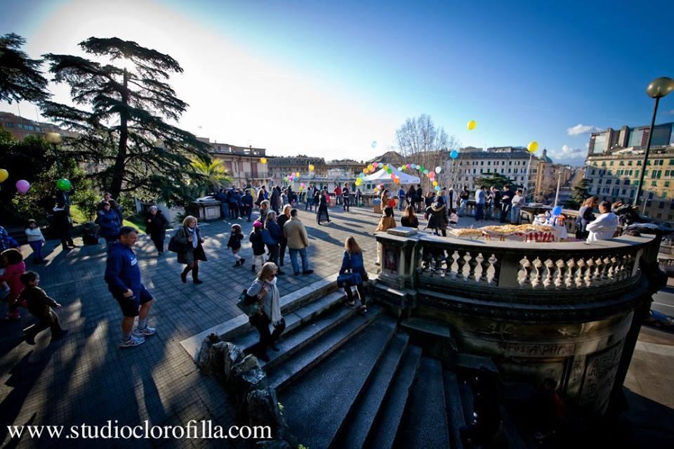 Piano manutenzioni: dopo il nostro evento, soldi in arrivo per scalinata Borghese