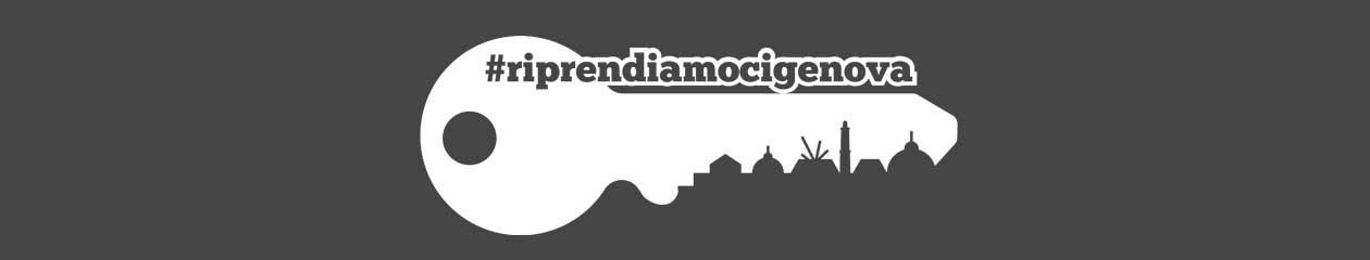 #riprendiamocigenova