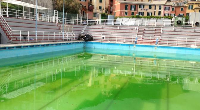 Nervi, svelato il progetto della piscina