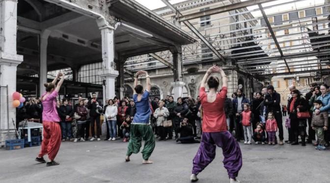 Corso Sardegna: dopo la rimozione delle impalcature un evento al mese?